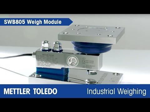 Contamination Free Weigh Module