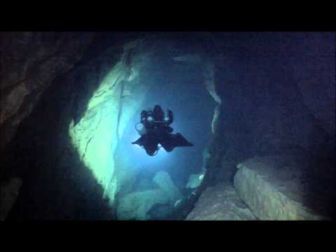 Cave Diving France 2015