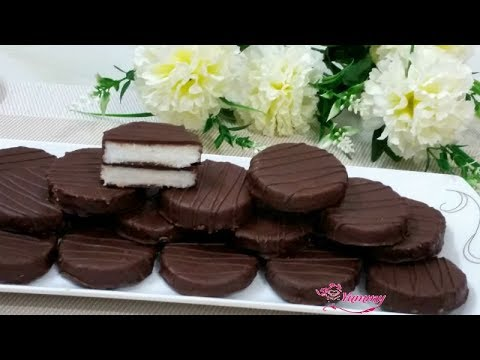 95ef5a7cb حلوى بثلاث مكونات بدون فرن في دقائق - YouTube