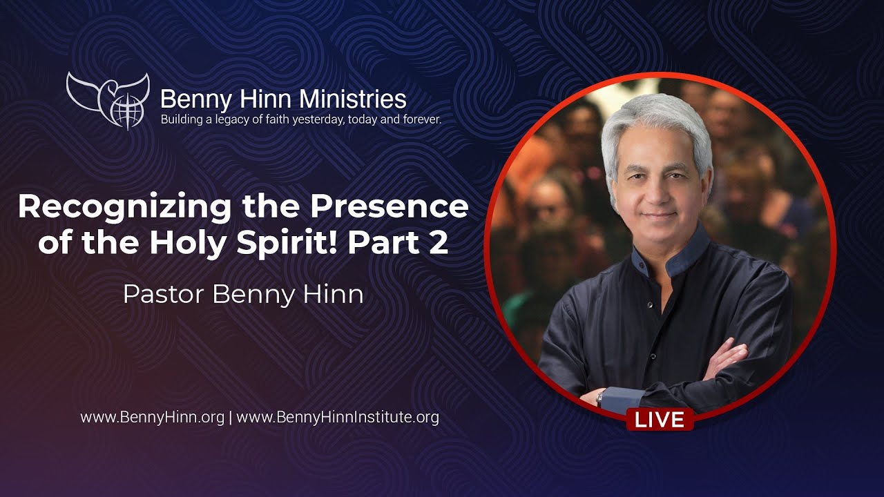 Download Recognizing the Presence of the Holy Spirit! Part 2