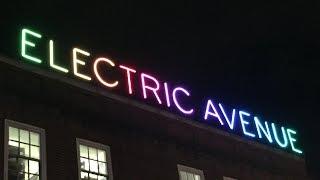 ELECTRIC AVENUE By EDDY GRANT With LYRICS