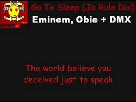 [TG] Ja Rule Dis: Go To Sleep