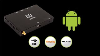 Smartphone Car Adapter. Android Devices Screen Mirroring with Gemini-GE100
