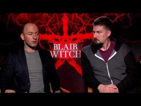 BLAIR WITCH: Backstage with Adam Wingard & Simon Barrett