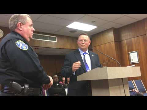 "Plainview TX Police Department Receives ""Recognized Law Enforcement Agency"" award"