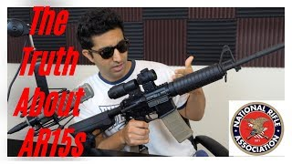 What Is The AR15? Facts And Misconceptions