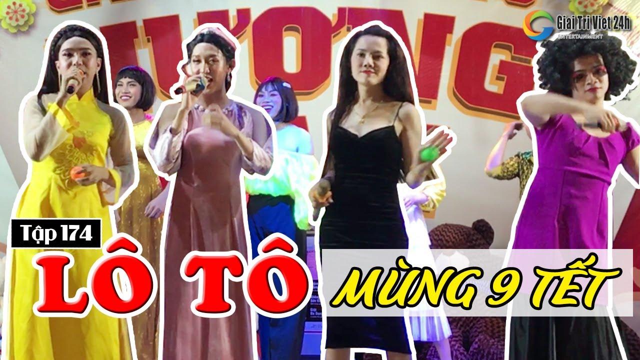 Lô tô Hương Nam | Tập 174 Full: Chơi lô tô rinh máy giặt miễn phí cùng Su Su, Linh Anh