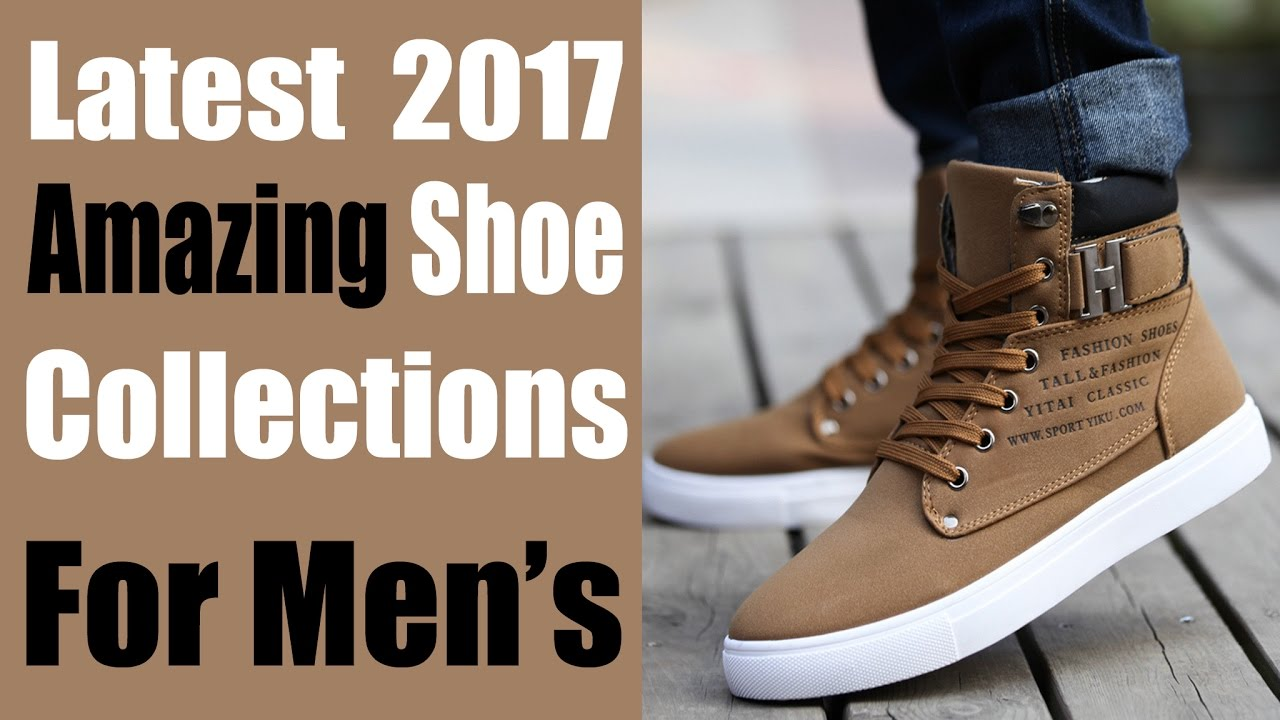 Latest Trend Fashion Shoes Models for Mens 2017 in The ...