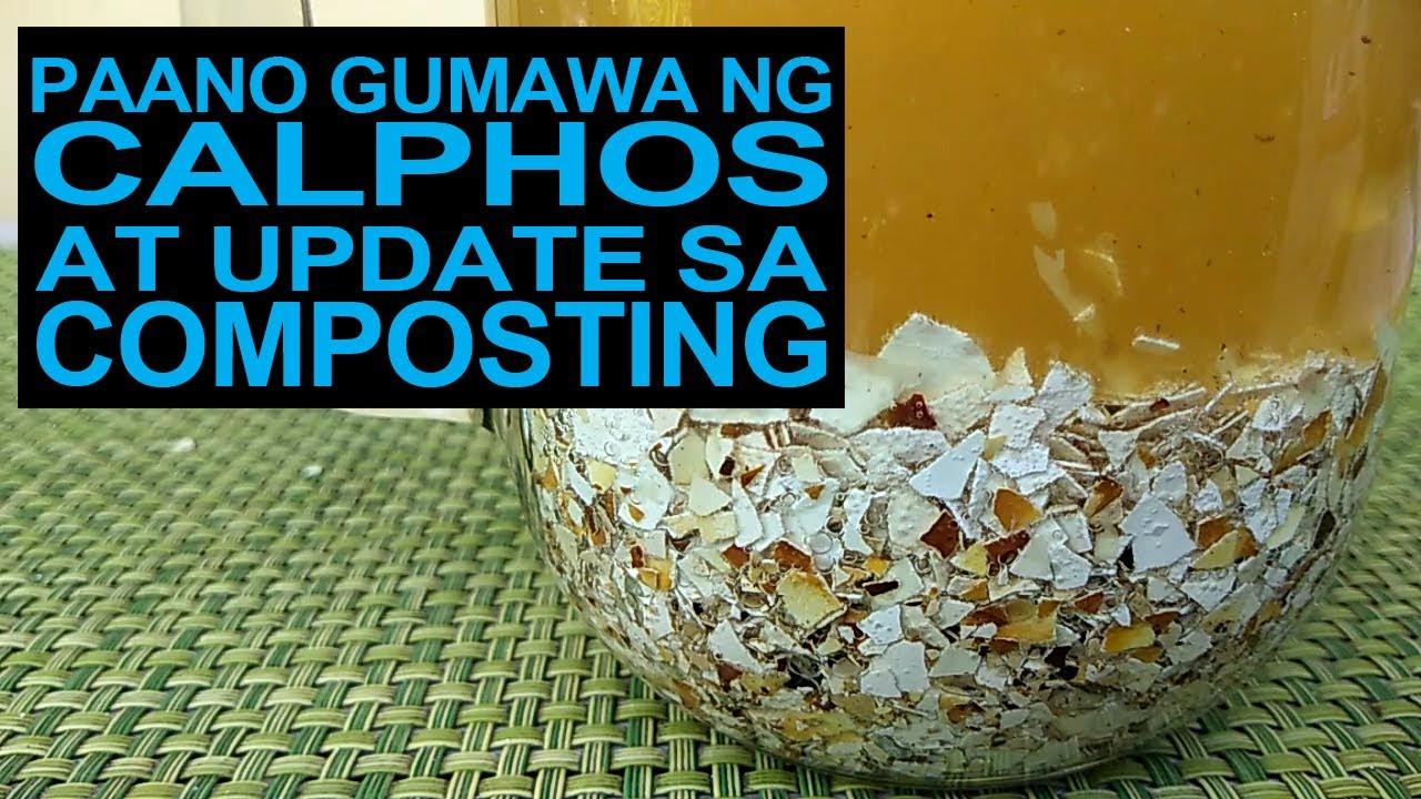 Download Paano Gumawa Ng Calphos I How To Make Calphos