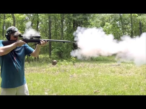 Shooting and Showing Knight 50 Caliber Muzzle Loading Rifle