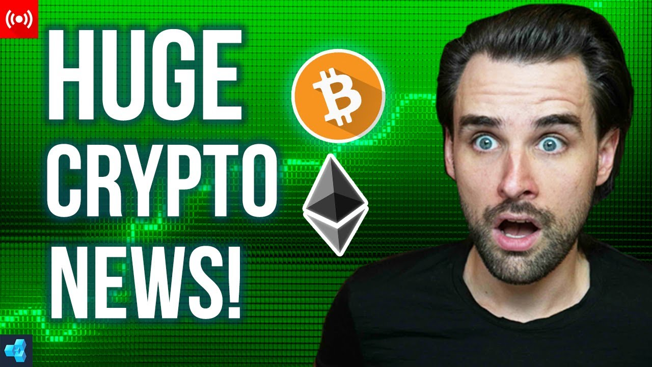 🔴This MASSIVE News for Crypto!!!