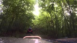 5-11-13 Calhoun County WV SXS Ride Video 3