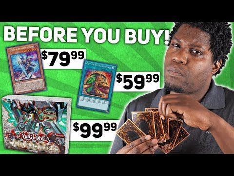 Yu-Gi-Oh! Singles Vs Sealed Product! Which Should YOU Buy?   Team APS