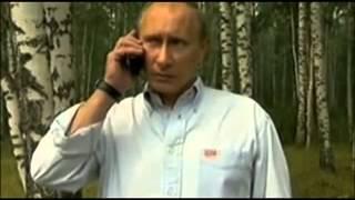 Путин звонит Медведеву ваще угар я ржал смотреть всем !!!!!!!!!!!!!! #33