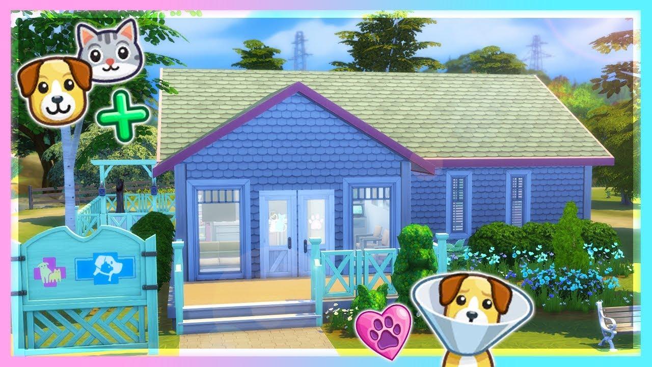 Sims  Vet Clinic Build