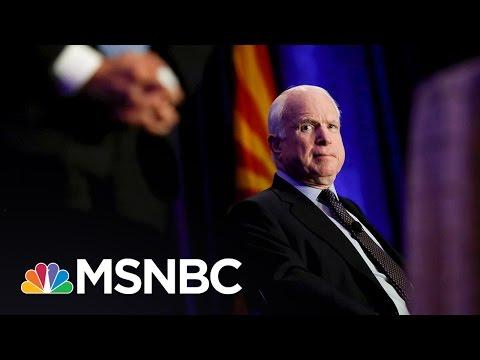 John McCain Senate Challenger: He's 'Old' And 'Weak'   MSNBC