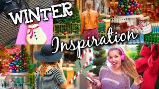 Winter Essentials/Inspiration: Holiday Outfits, Hairstyles, & more! Thumbnail