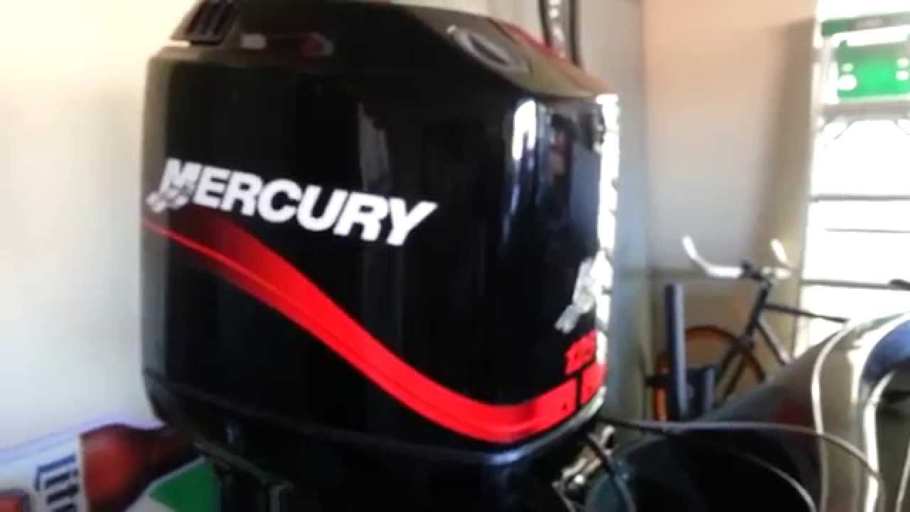 diy mercury 125 outboard maintenance [ 1280 x 720 Pixel ]