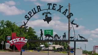 The Texas Bucket List - The Tiny Houses Of Spur, Texas