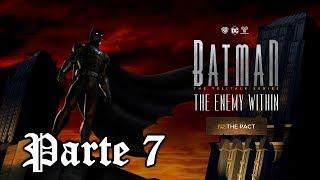 #7 Batman: The Enemy Within - The Telltale Series - A Batalha Pela Vila do Sinal [G/W]