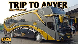 Rame First Trip Era New Normal Goes To Anyerr Po Anisa Transport