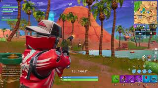 Making people angry with Fortnite beeps