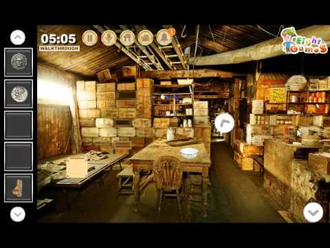 Escape From Scotts Discovery Hut By EightGames WalkThrough