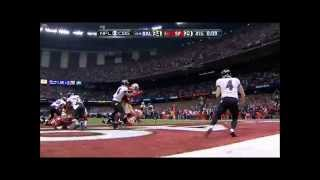 Super Bowl XLVII - Intentional Safety