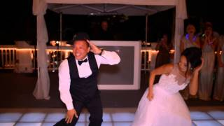 "BEST Father/Daughter Surprise Wedding Dance to ""Watch Me (Whip/Nae Nae)"""