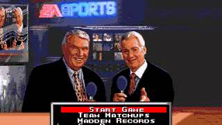 Madden NFL '97 & '98: In-Game Menu Theme