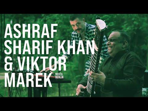 Ashraf Sharif Khan & Viktor Marek - live @ at Kiezsalon | LIVE IN BERLIN