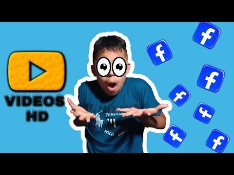 COMO DESCARGAR VIDEOS DE FACEBOOK GRATIS DESDE TU CELULAR EN HD 😎✔️