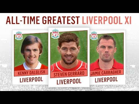 All-Time Greatest Liverpool XI | Gerrard, Barnes, Dalglish!