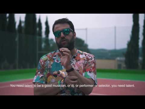 Inside Mosaic #2: Dj Tennis