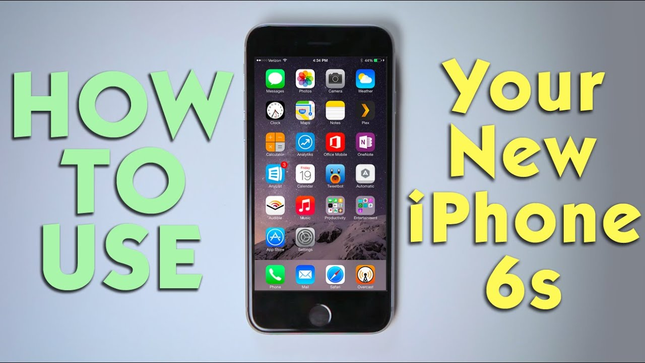 how to get a free iphone 6s how to use the iphone 6s howcast tech 20072