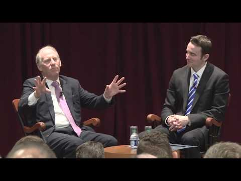 """A Fireside Chat"" at the Boston College Finance Conference 2016"