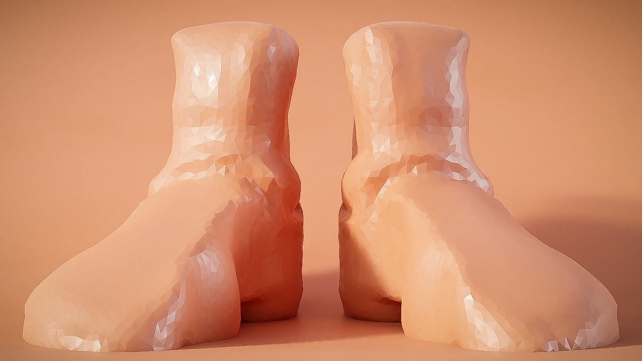 Download CGC Classic: Sculpting Foot Anatomy - Pt. 1 (Blender 2.6)