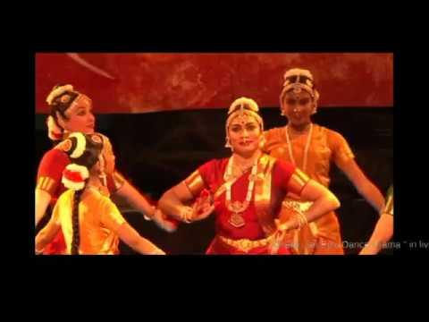 """SHAKTI """"an epic dance drama"""" - FESTIVAL DES ARTS INDIENS 2014"""