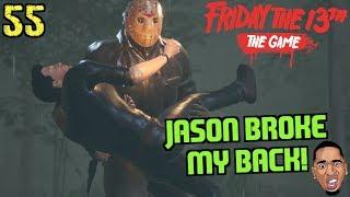 RISKING MY LONGEST WINNING STREAK! Friday the 13th Gameplay #55
