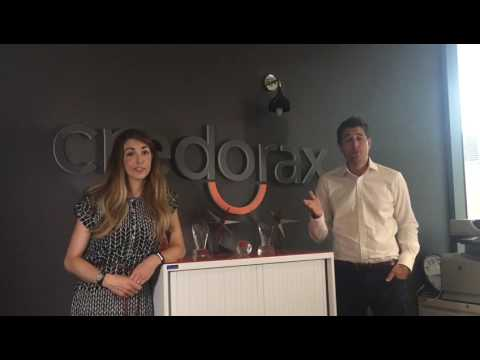 Vote for Credorax for the EU Fintech Awards 2017! (link in the description below)