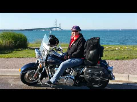 2016 Bike Trip around Lake Superior and Lake Michigan