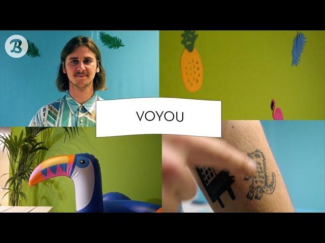 L'interview nouvelle vague de Voyou