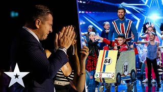 Flakefleet Primary School's Golden Buzzer performance makes Judges CRY! | Britain's Got Talent!