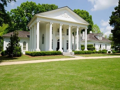 Historic Mansion On 70 Acres In Madison GA - 2911 Clack Road
