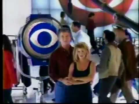 CBS network ID wPatrick Duffy & Suzanne Somers, 1997