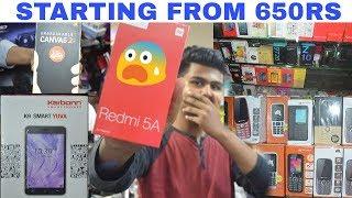 Cheapest Mobile Market [Wholesale/Retail] | Gaffar Market | Delhi
