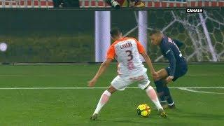 Kylian Mbappé VS Montpellier 20-02-2019