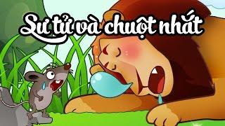 Sư Tử và Chuột Nhắt | Kể Truyện Bé Nghe | Truyện Cổ Tích [HD 1080]