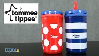 Free Flow Insulated Cups from Tommee Tippee