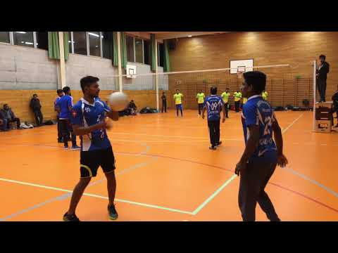 tamil volleyball overgame 03/12/2017 zürich vs jolleyboys match
